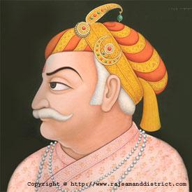 राणा राज सिंह जी